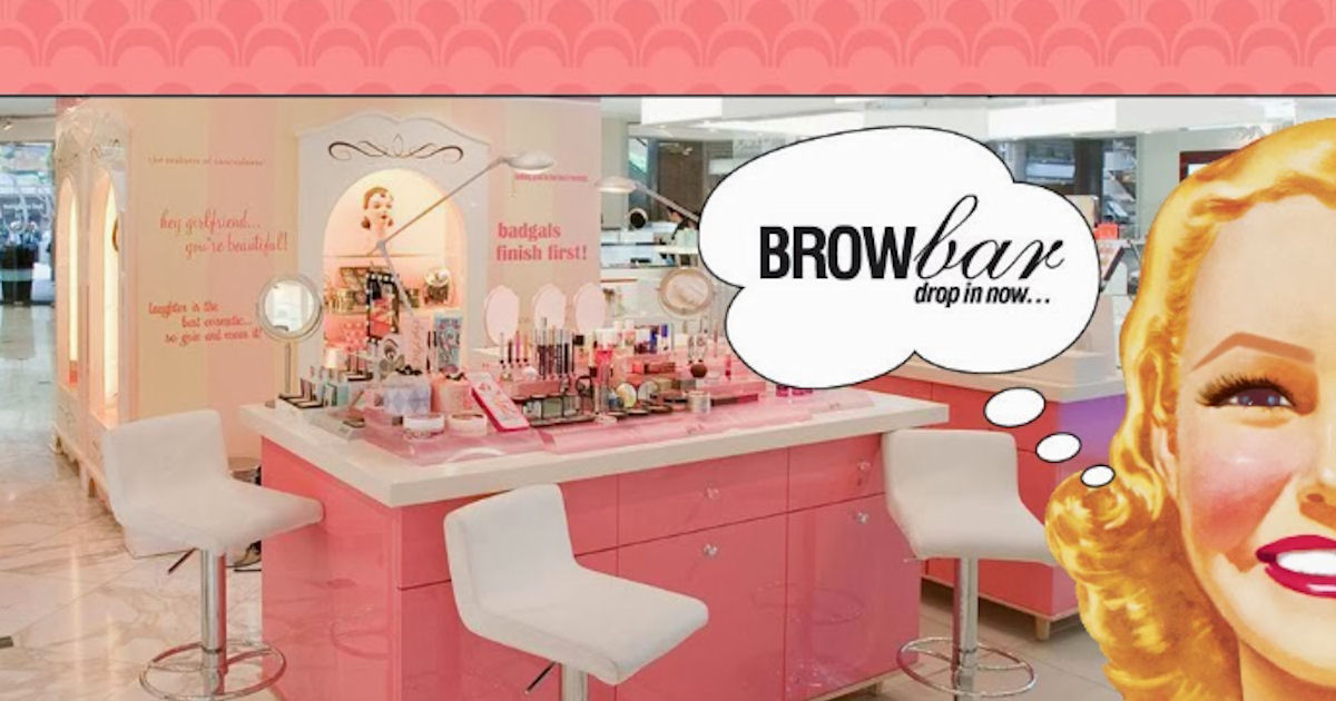 Benefit - Free Brow Arch During Your Birthday