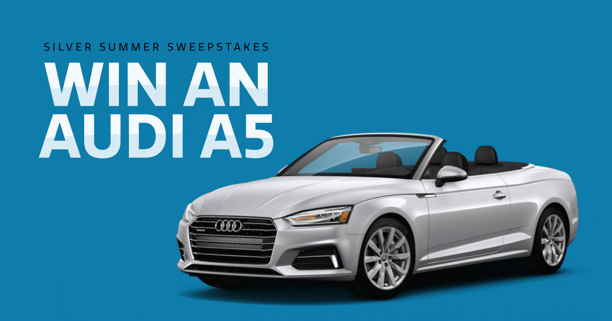 Win an Audi A5 Car worth Over $57,000