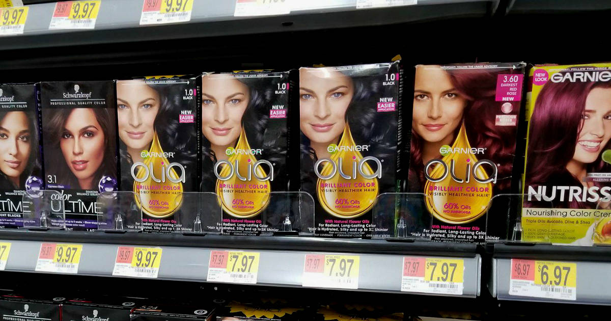 Garnier Olia Only $3.47 at Walmart with Printable Coupon