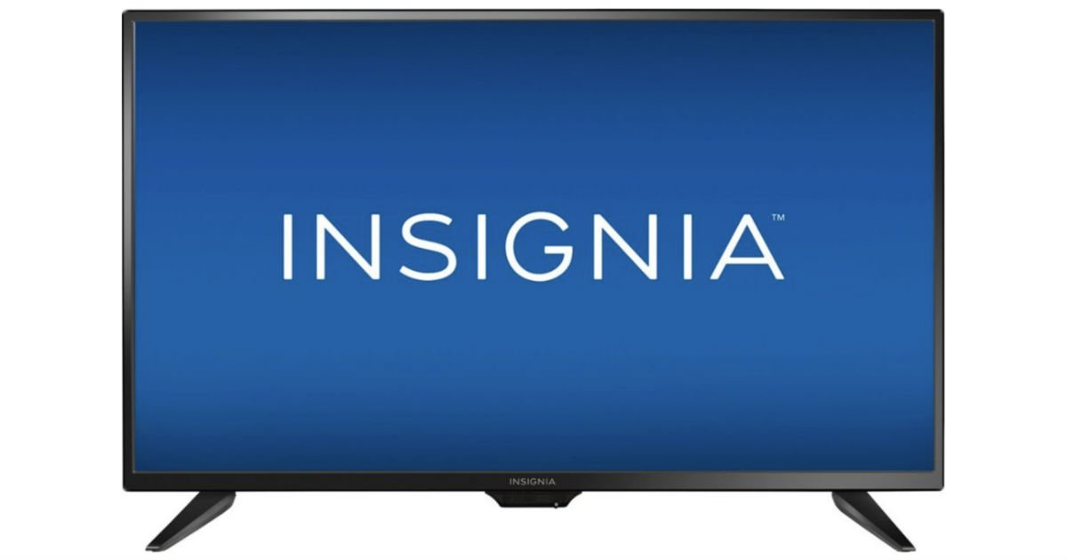 Insignia 32-In HDTV ONLY $89.99 Shipped (Reg. $150)