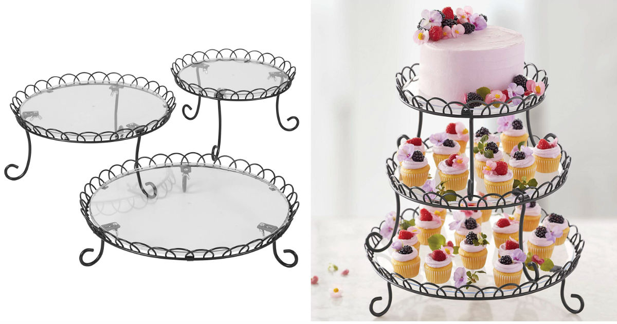Wilton 3-Tier Stand ONLY $16.96 (Reg. $31)