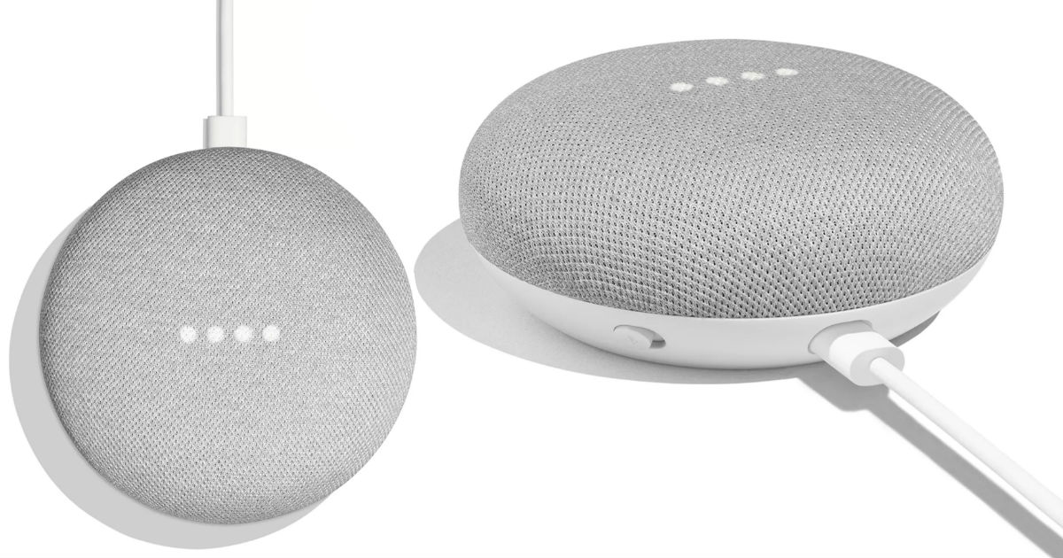 Buy 1 Get 1 FREE Google Home Mini - Smart Speaker at Target