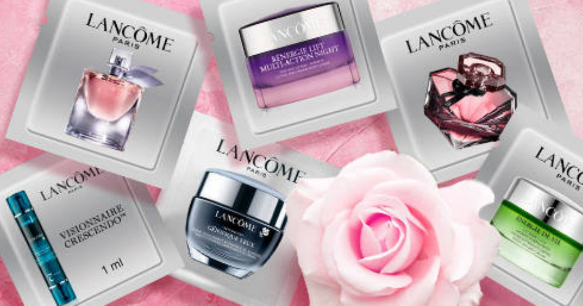 Lancome Beauty 10% Off + Free Shipping and Samples