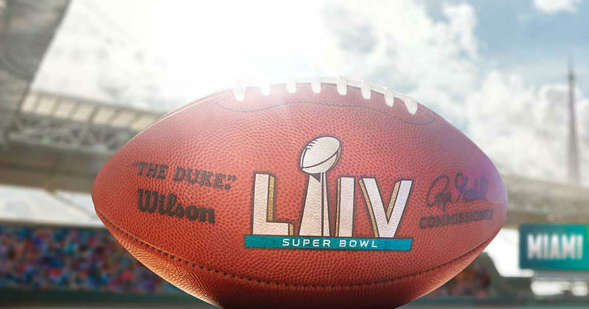 Win a $17,500 Trip for 2 to Miami, FL for Super Bowl LIV