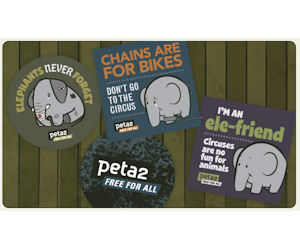 Elephants Never Forget Action Pack