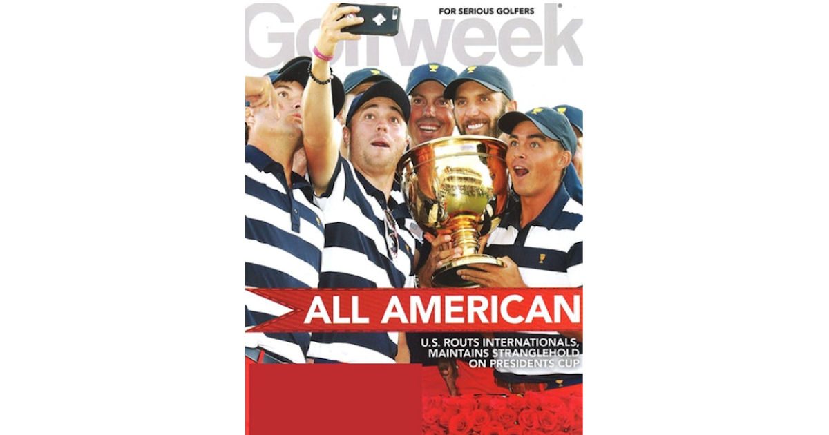 Free Subscription to Golfweek Magazine